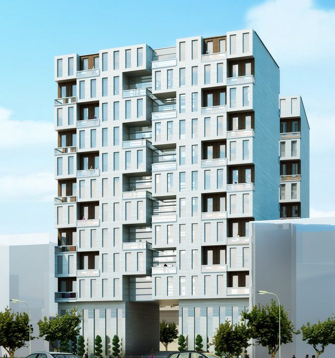 Musivand Residential Building