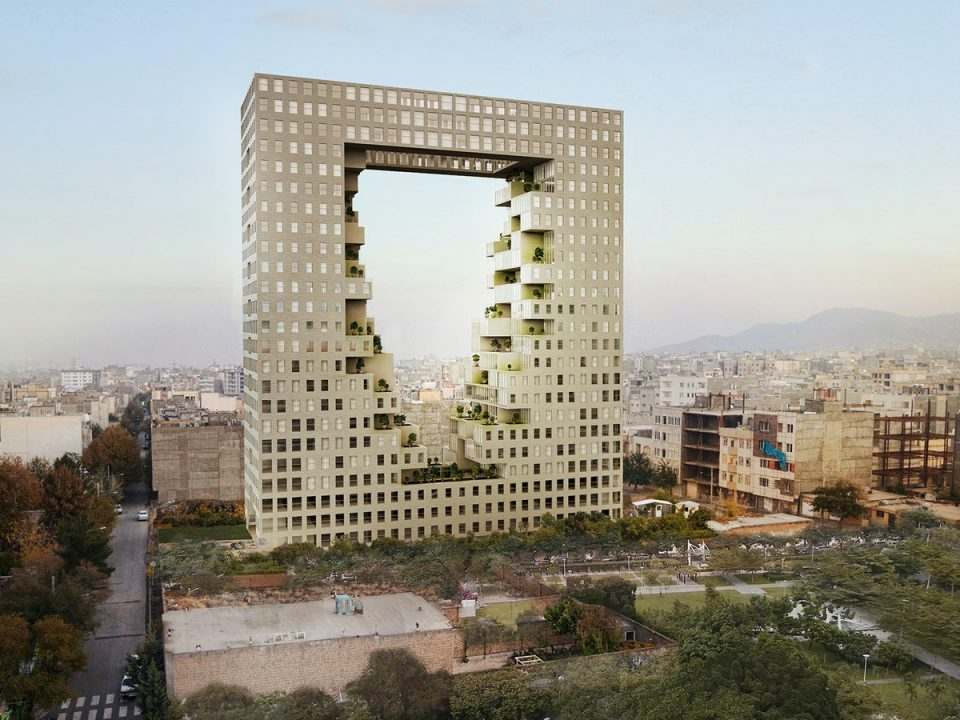 Vandad Ecologic Tower